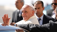 Papal visit to the Middle East