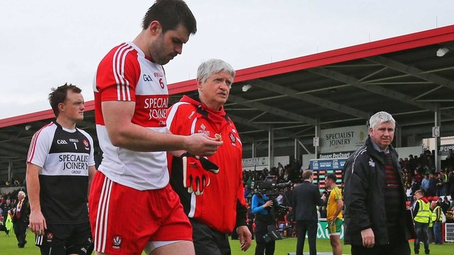 Brian McIver: 'I would like some of [the decisions] explained to me from the GAA authorities'