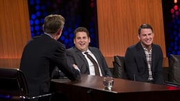 The Late Late Show Extras: Channing Tatum and Jonah Hill