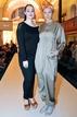Anna Gyo (designer) with Ella Killen