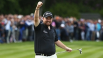 Golfer Shane Lowry felt unlucky to only finish second at the BMW PGA