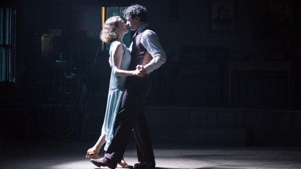 Simone KIrby and Barry Ward in Jimmy's Hall