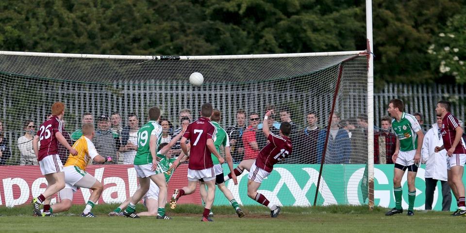 It's the qualifier now for last season's Connacht finalists
