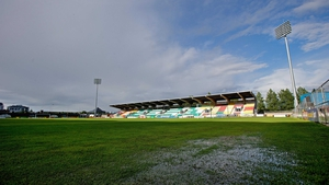 Tallaght Stadium's playing surface was deemed unplayable
