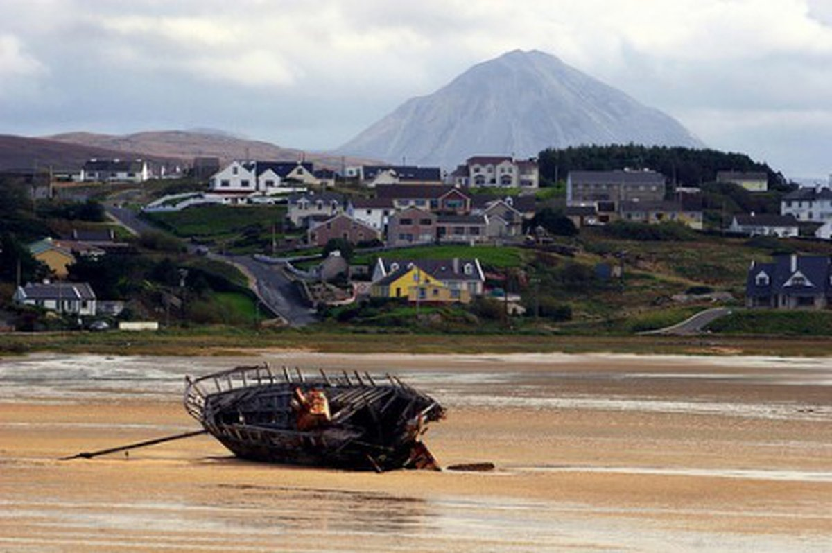 His Life and Fortune to Civilize Gweedore