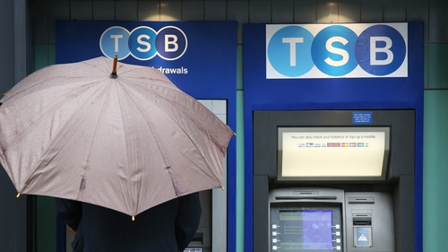 Lloyds Banking Group sells 35% of TSB, or 175 million shares, in a stock market flotation