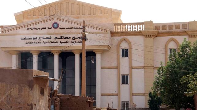 Meriam Yahia Ibrahim Ishag was sentenced to death by the court near Khartoum