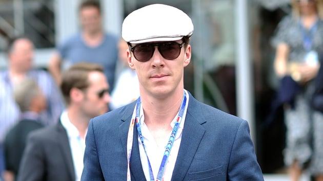 Benedict Cumberbatch linked to Doctor Strange movie