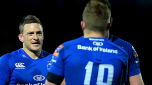 Jimmy Gopperth and Ian Madigan have swapped places as starting out-half for Leinster this season