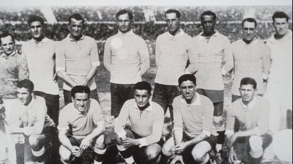 Uruguay won the first ever World Cup in 1930, beating Argentina 4-2 in the final