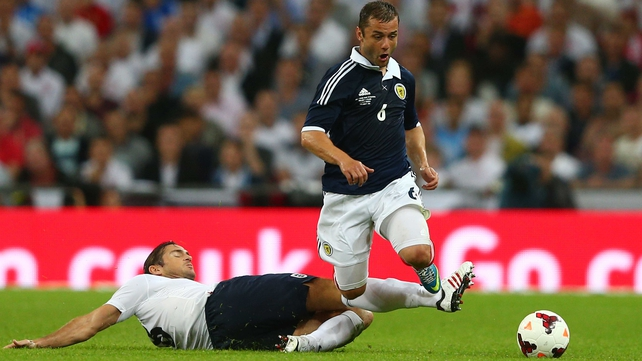 Shaun Maloney: 'I don't think there is a player in our team that we can afford not to have working or tracking back'