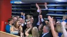 Matt Carthy secures third Euro seat in MNW