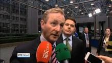 Taoiseach backs Juncker for European role