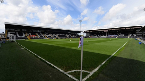 The game will take place at Fulham's Craven Cottage