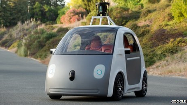 Google hopes the cars will be available in various cities