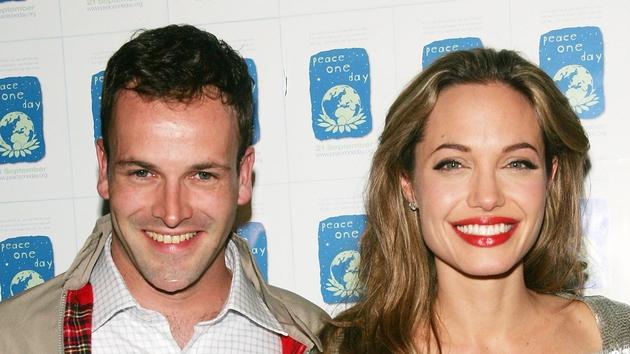Jonny Lee Miller and Angelina Jolie are still best of friends