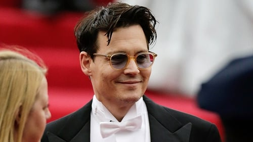Depp linked to Harry Houdini role