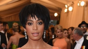 Solange Knowles: 'What's important is that my family and I are all good'