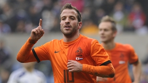 Rafael van der Vaart misses out on chance to go to Brazil after injury plagued season