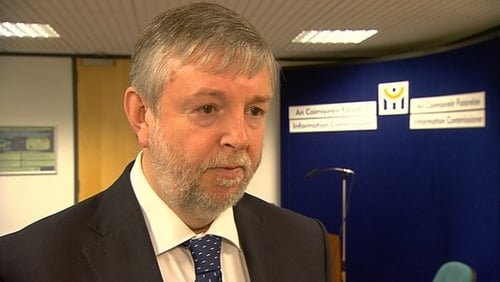 Peter Tyndall said complaints to his office have increased this year