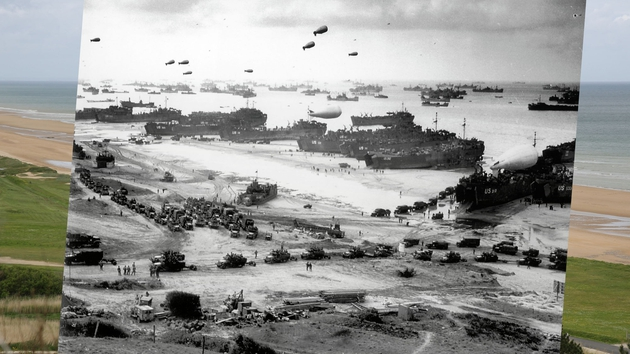 D-Day 70: BBC One