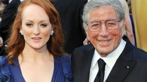 Tony Bennett and daughter Antonia