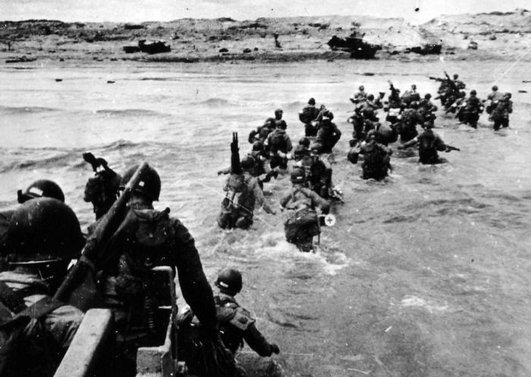 D Day Commemoration