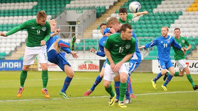 Sam Byrne heads home for Ireland