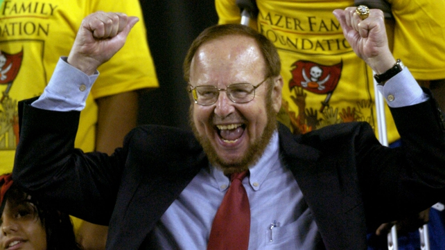 Malcolm Glazer became owner of United in May 2005