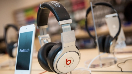 European authorities ruled Apple would still only have a modest share in the headphone and digital music market after taking over Beats