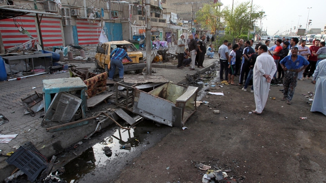 74 killed in post-election wave of Iraq attacks