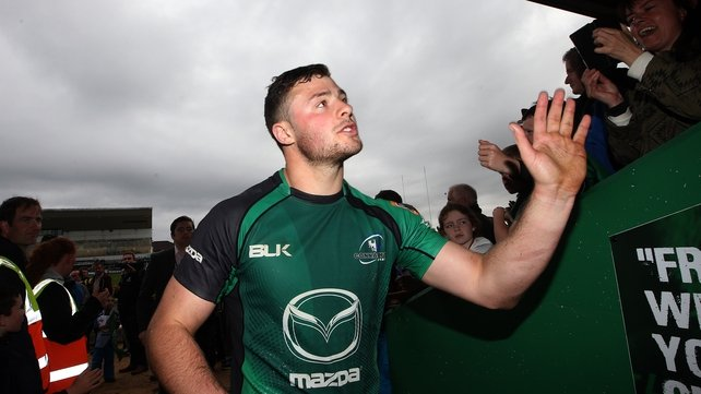 Robbie Henshaw has been mentioned as a possible successor to Brian O'Driscoll in the Irish 13 jersey