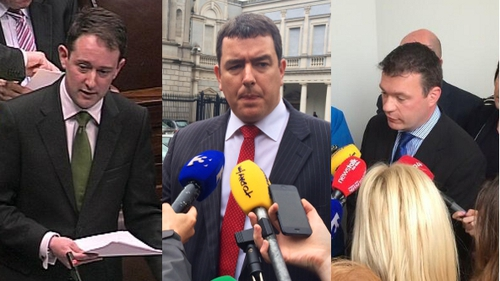 Seán Sherlock, Michael McCarthy and Alan Kelly have confirmed they will challenge for the deputy leadership