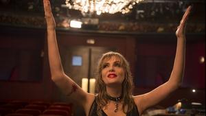 Emmanuelle Seigner plays Vanda