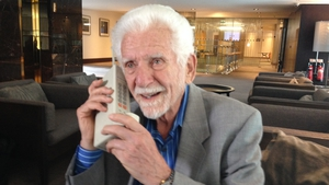 Marty Cooper led a team at Motorola which in 1973 invented the first cell-phone