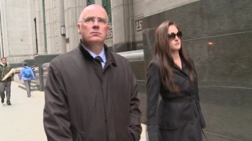 The recordings, in which both Mr. Drumm and his wife were questioned, are from six days of hearings from last May and June held in Boston