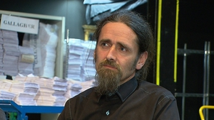 Luke 'Ming' Flanagan was elected as an MEP in May