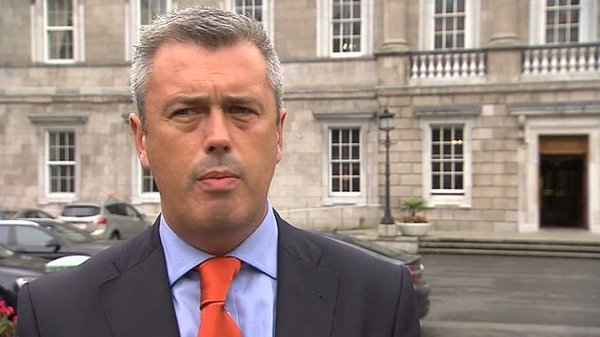 Colm Keaveney said there is 'no excuse for silence' on the issue