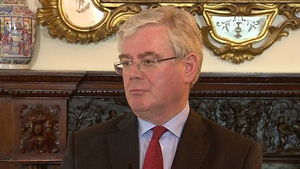 Labour has been pushing the case for Eamon Gilmore to become the next EU Commissioner