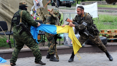 Petro Poroshenko has said he would soon order a unilateral ceasefire in the separatist east