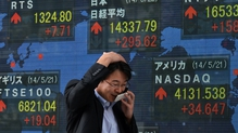 Asian markets provided a negative lead overnight, slumping on heightened concerns about the health of China's economy