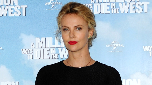 Charlize Theron?