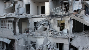 Dozens of people have been killed in Aleppo during recent fighting