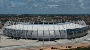 Arena Castelão, Fortaleza: 63,903 seats, opened in 1973