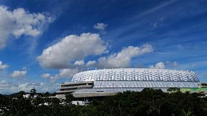 Itaipava Arena Pernambuco, Recife: 46,000 seats, built for the 2014 World Cup