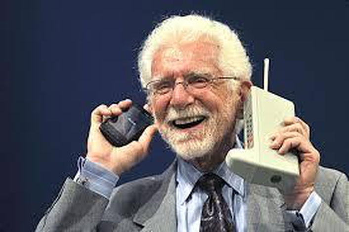 Mobile Inventor Marty Cooper