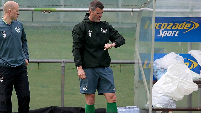 Roy Keane's time as Ireland assistant manager could be coming towards an end