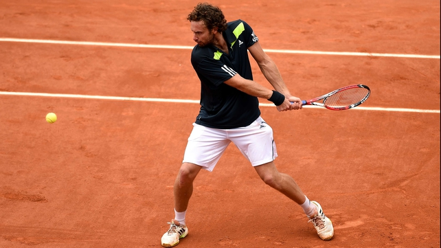 Ernests Gulbis has surged up the rankings since the start of the season