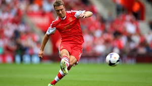 Rickie Lambert has signed for Liverpool