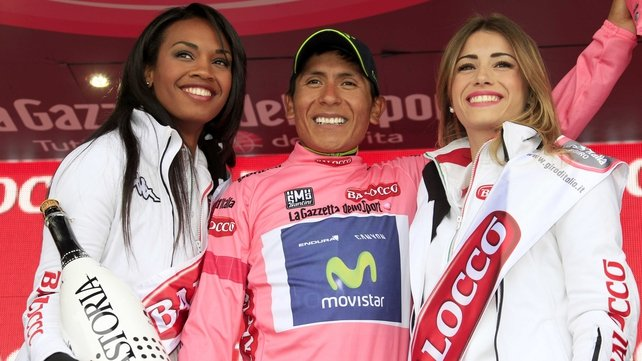 Nairo Quintana has enjoyed a meteoric rise through the ranks since his move to Europe in 2012